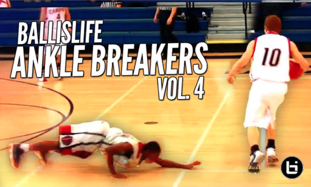 Ankle Breakers Vol. 4